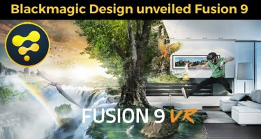 blackmagic design fusion 9 vr