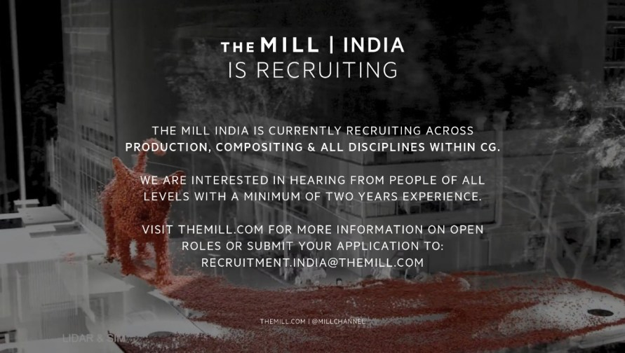 job openings the mill india