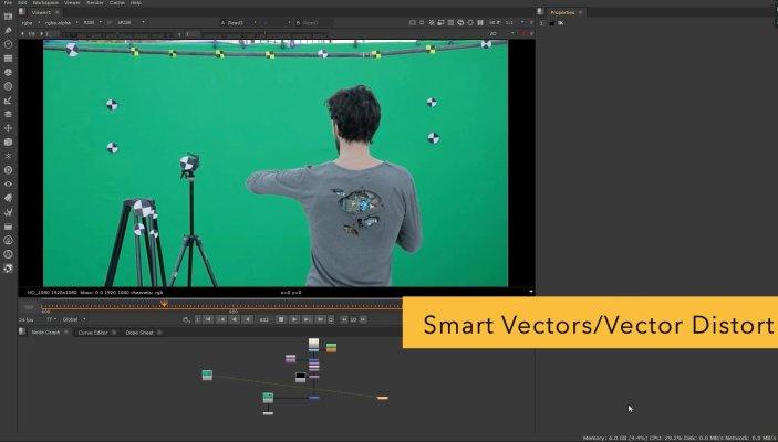 nuke smart vector tool