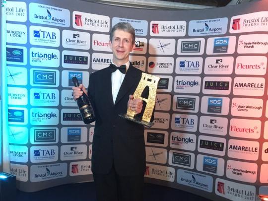 Gareth Williams awards