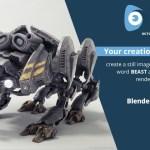 blender beast challenge