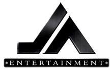 John Abraham Entertainment JA logo