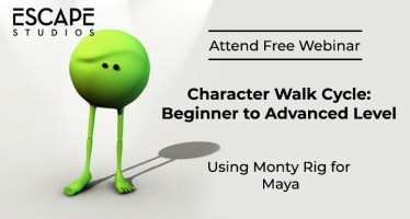 Character Walk Animation cycle webinar