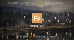 Forest Pack 6 new features itoo software