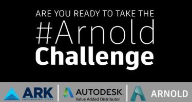 arnold challenge autodesk ark