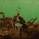 infinity war chroma motion capture