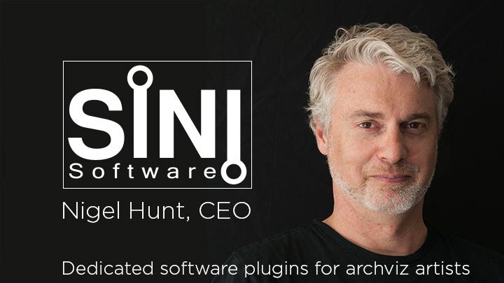 sini software 3ds max plugin nigel hunt