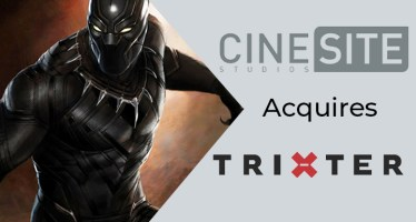 Cinesite acquires Trixter