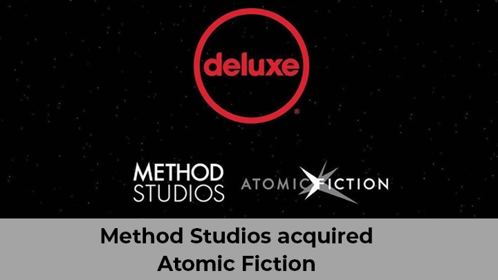 Method Studios acquired Atomic Fiction