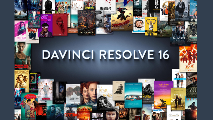 DaVinci Resolve 16 teaser revolution in Editing