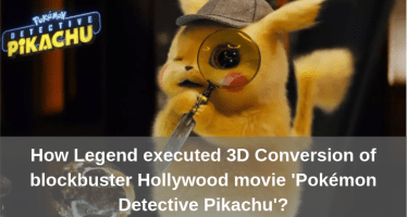 how to do 3d Conversion pokemon Detective Pikachu | Animaion News & Blogs