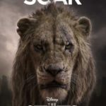 scar character poster Chiwetel Ejiofor