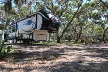 learn how to back up your RV