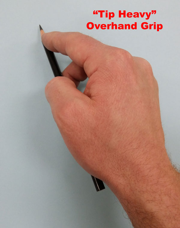 Hand Grip Drawing : drawing, Grips, Holding, Pencil, Drawing, Favorite