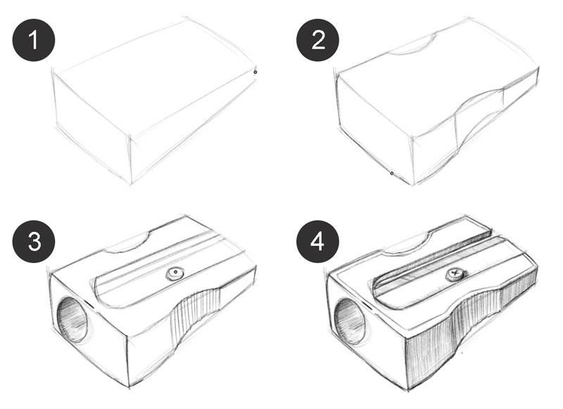 Desenho com formas básicas