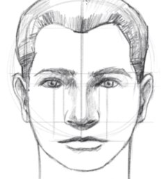 how to draw a face step 11 draw the neck [ 800 x 1020 Pixel ]