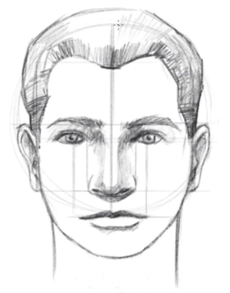 hight resolution of how to draw a face step 11 draw the neck