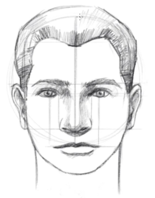 small resolution of how to draw a face step 11 draw the neck
