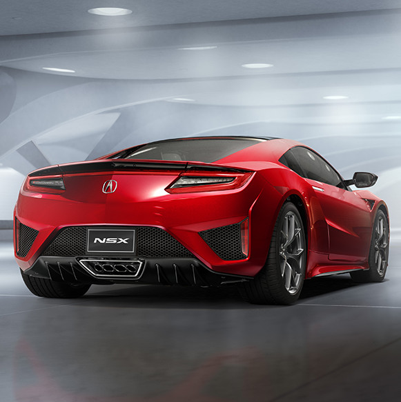 VMware NSX Or Honda (Acura) NSX... What Is Your Decision