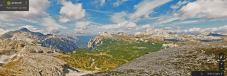 Views across Northern Italy