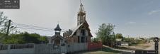 Wooden church, Lasi, Romania