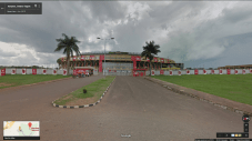 Mandela National Stadium, Kampala, Uganda