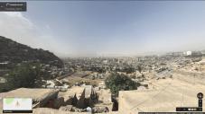 Views across Kabul, Afghanistan