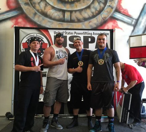 Iron Mongers Gym Hosts 2 Day Power Lifting Event At Smash