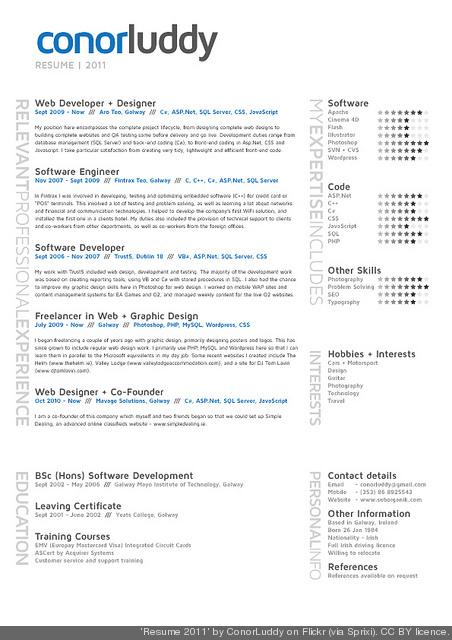 Resume Online Reddit - Resume Examples | Resume Template