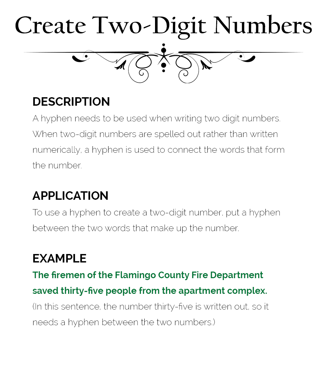 How To Use Hyphens The Visual Communication Guy Designing Writing And Communication Tips