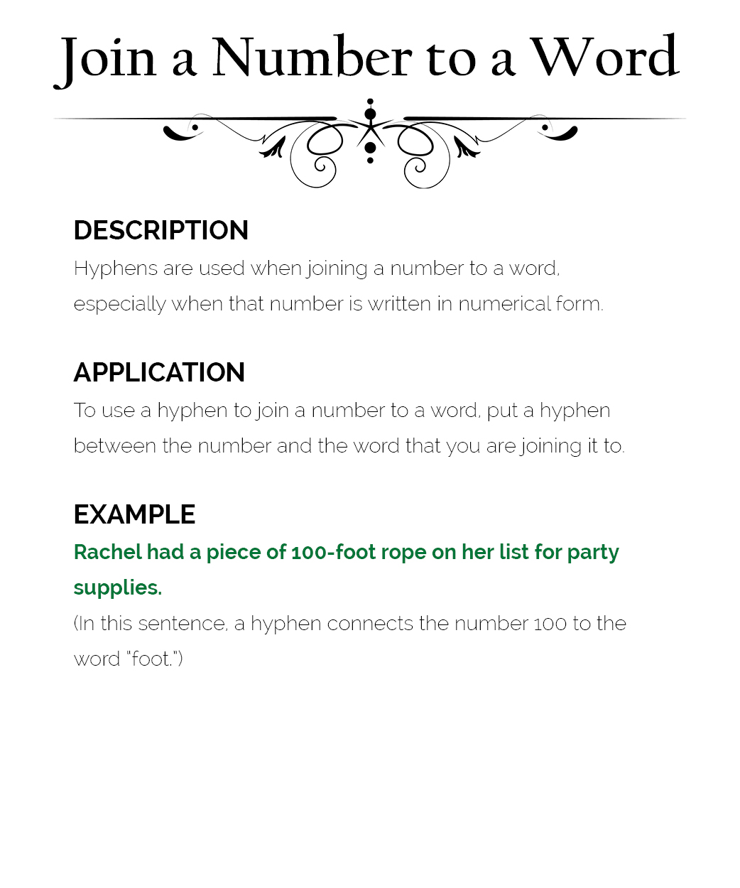 How To Use Hyphens The Visual Communication Guy