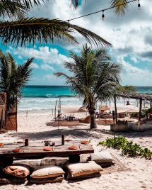 Tulum Mexico Beach Resorts