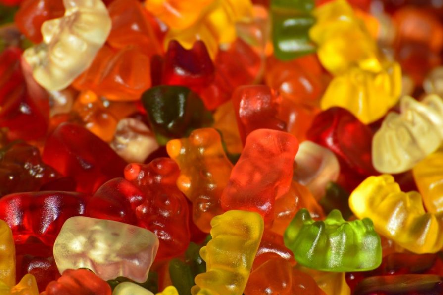 Different types of CBD Gummies