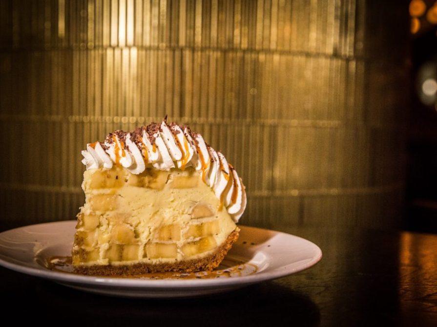 favorite dessert recipes banana cream pie