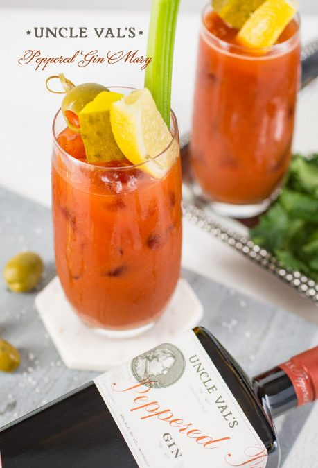 Uncle Val's Peppered Gin Mary