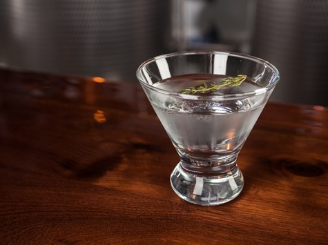 Thyme for Gin, from Boardroom Spirits