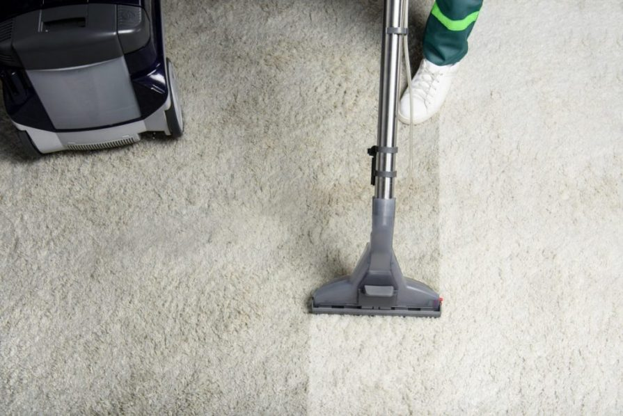 carpets need a professional carpet cleaning?