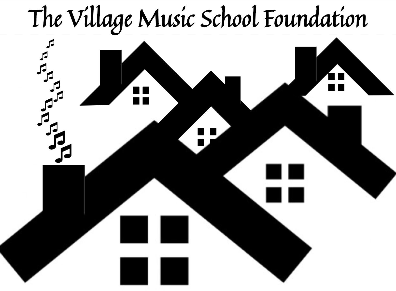 The Village Music School Foundation logo