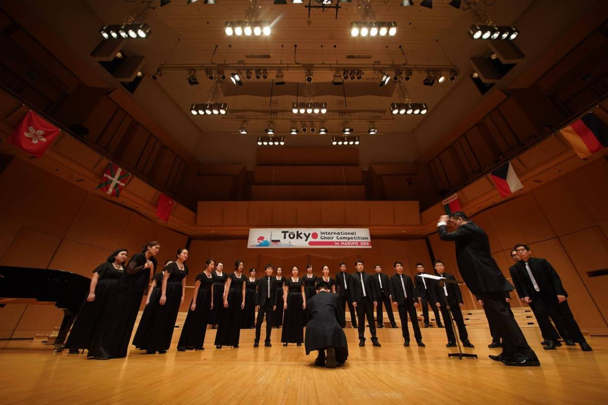 TVC Chamber Singers – The Vocal Consort
