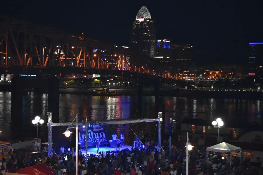 2018 Rhythm on the River Festival