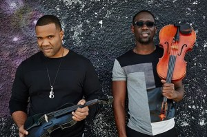 Black Violin Cincinnati