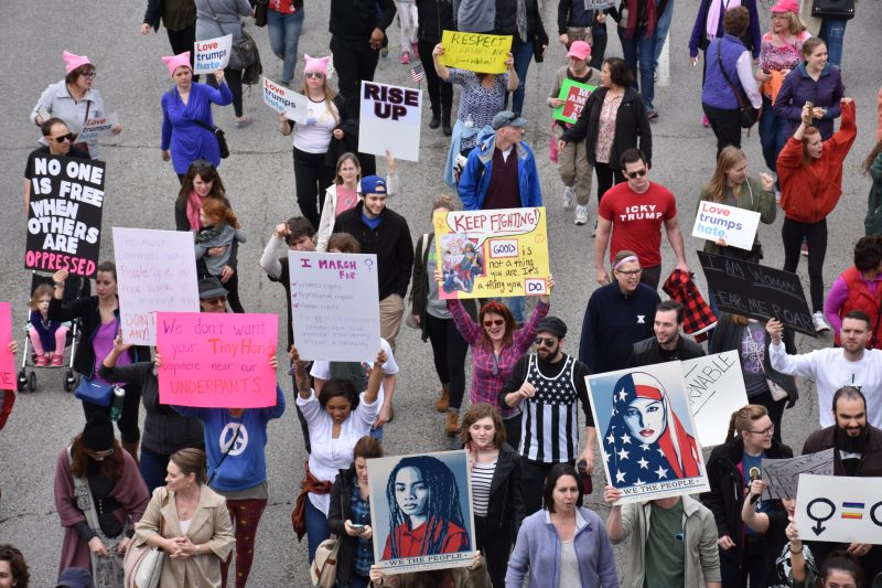 2020 Women's March Cincinnati