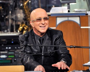 Paul Shaffer with Cincinnati Pops