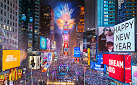 Times Square New Years Eve: DREAM BIG!