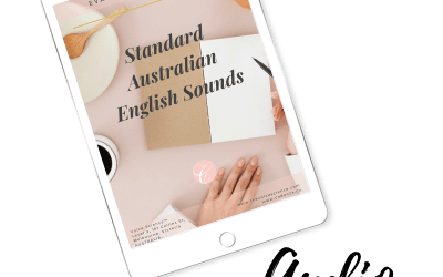 Learn All the Sounds of Australian English: Workbook & Audio