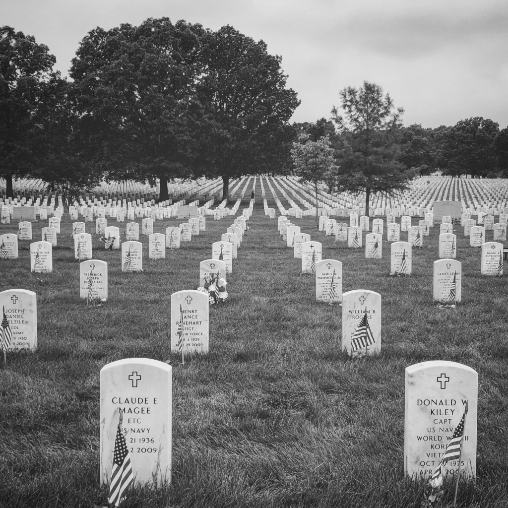 Arlington: Memorial Day 2018