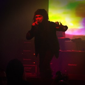Al Jourgensen @ Gas Monkey Live, Dallas, TX. Photo by J. Kevin Lynch.