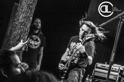 Morbid Angel. Photo by DeLisa McMurray.