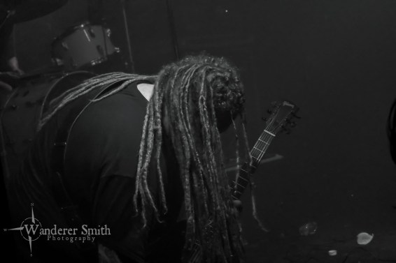 Primitive Man @ Reno's, Dallas, TX. Photo by Corey Smith.