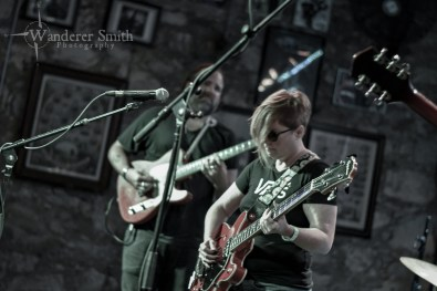 The Fibs @ Three Links. Photo by Corey Smith.